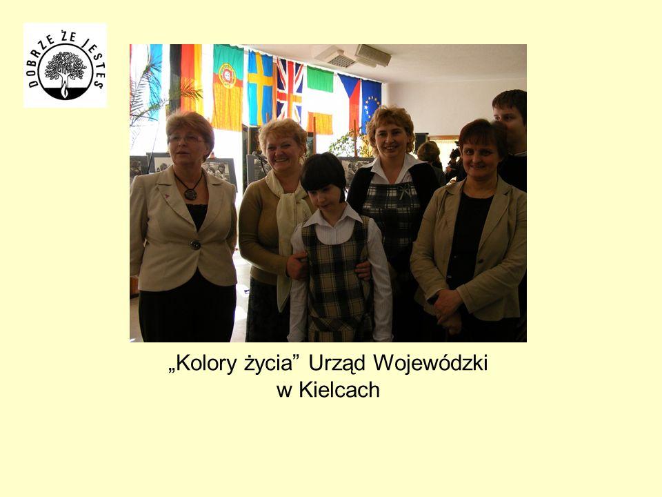 Kolory życia Urząd Wojewódzki w Kielcach