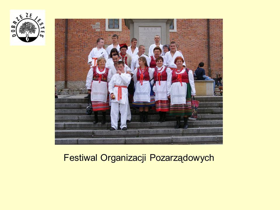 Festiwal Organizacji Pozarządowych
