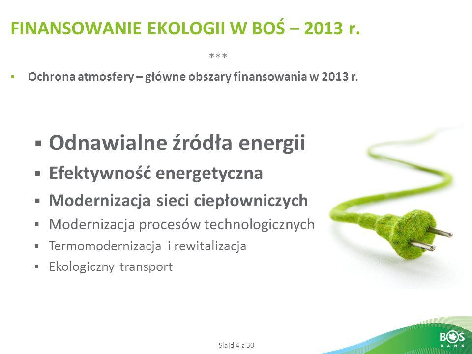 Slajd 25 z 30 Dziękuję za uwagę Piotr Kubiak Bank Ochrony Środowiska S.A.