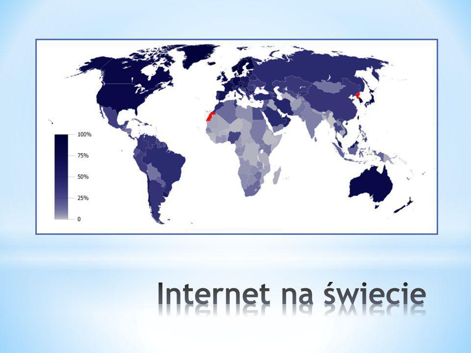 * Wyszukiwarki -Dzięki wyszukiwarkom internetowym można w łatwy i szybki sposób znaleźć potrzebne informacje.