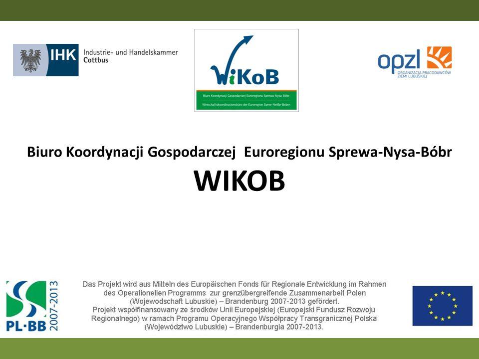 Biuro Koordynacji Gospodarczej Euroregionu Sprewa-Nysa-Bóbr WIKOB