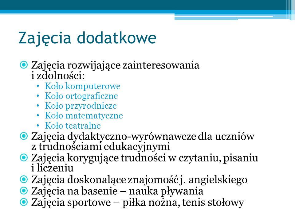 www.sp-chorzelow.pl Więcej informacji o szkole na stronie: