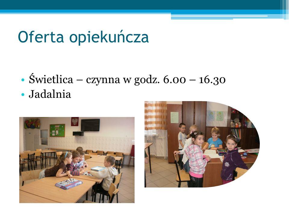 Projekty unijne Nowa Jakość – indywidualizacja procesu nauczania i wychowania w klasach I - III