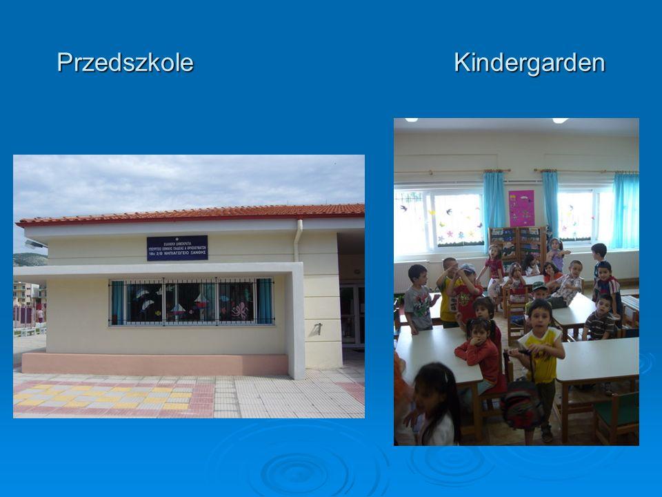 PrzedszkoleKindergarden