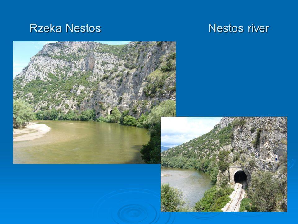 Rzeka NestosNestos river