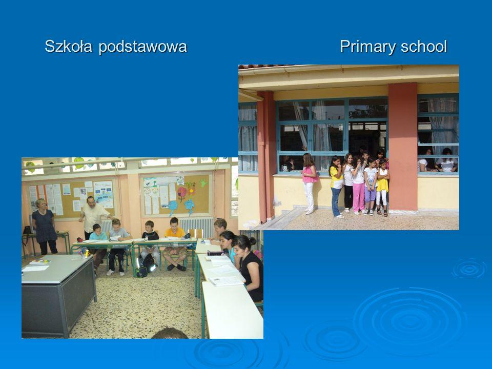 Szkoła podstawowaPrimary school