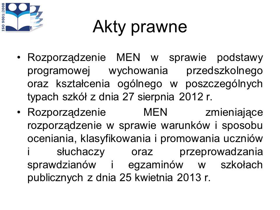 Zmiany organizacyjne Podział na dwie części: język polski i matematyka (80 minut); język obcy (45 minut).