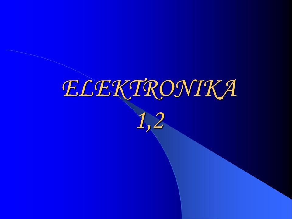 ELEKTRONIKA 1,2