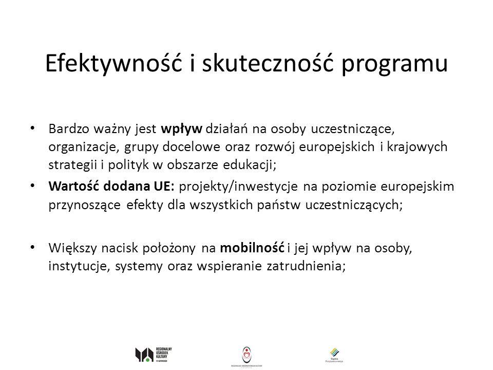Uczestnicy programu Erasmus+ A.Kraje programu (programme countries) a.