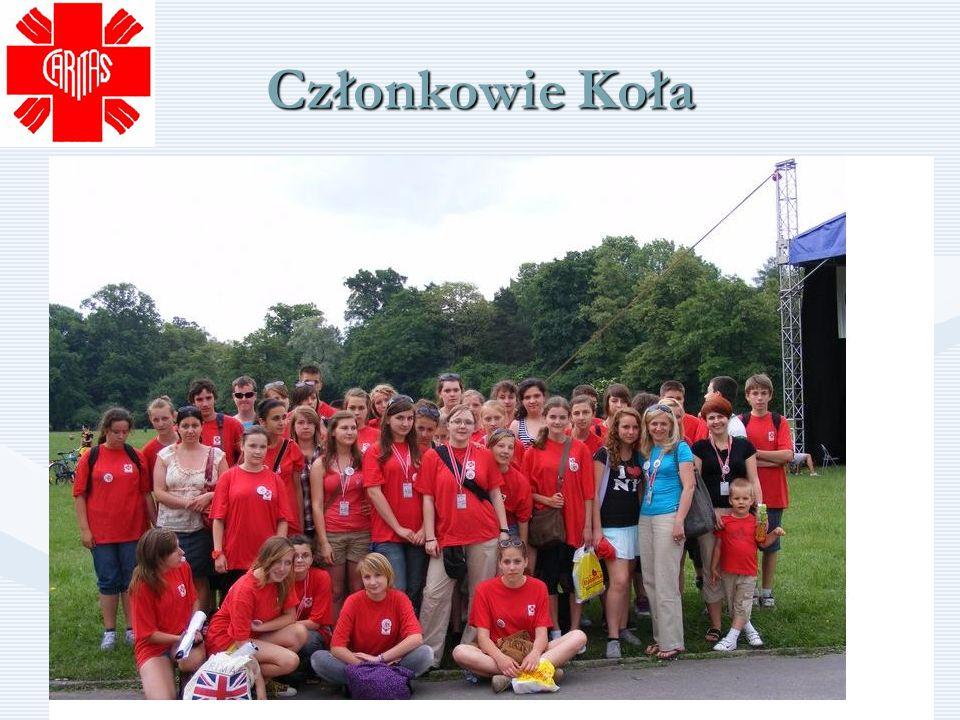 Podziel się Posiłkiem Nasze Szkolne Koło Caritas nawiązało współpracę z Centrum Profilaktyki, Promocji Zdrowia i Osób Niepełnosprawnych w Wieliczce.