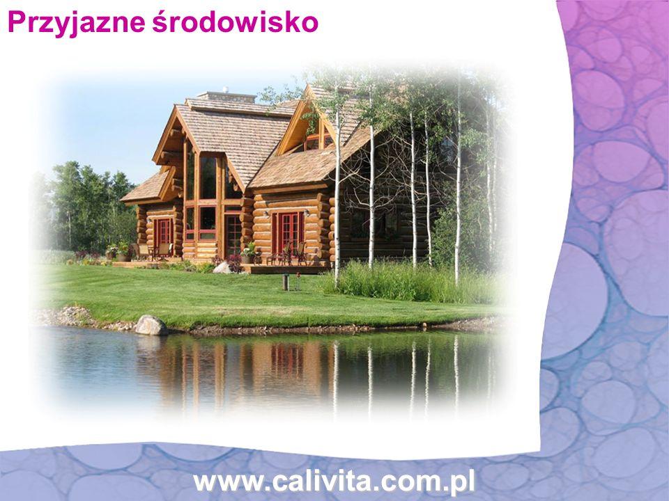 www.calivita.com.pl Przyjazne środowisko