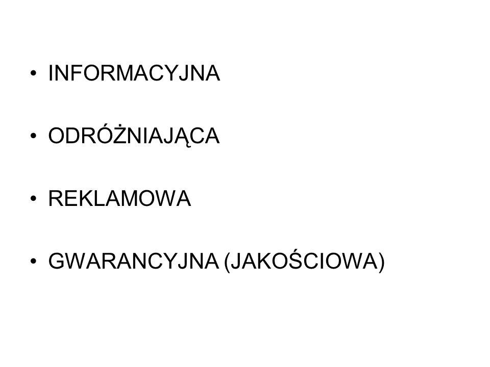 Akredytowane i upoważnione przez Ministra Rolnictwa i Rozwoju Wsi jednostki certyfikujące uprawnione do kontroli zgodności ze specyfikacją: Jednostka Certyfikująca PNG w Zajączkowie Polskie Centrum Badań i Certyfikacji w Warszawie COBICO Sp.