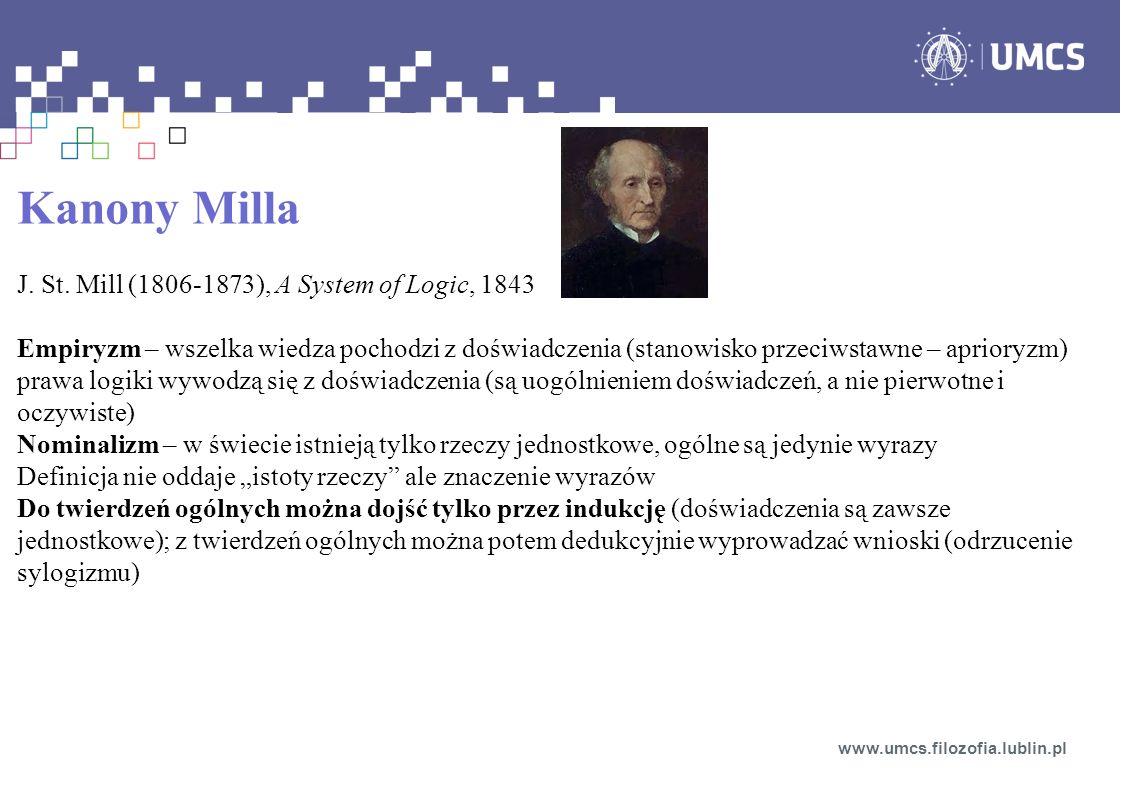 Kanony Milla J.St.