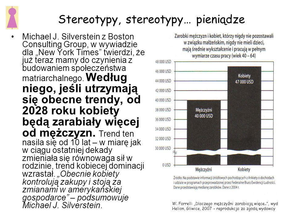 Stereotypy, stereotypy… pieniądze Michael J.