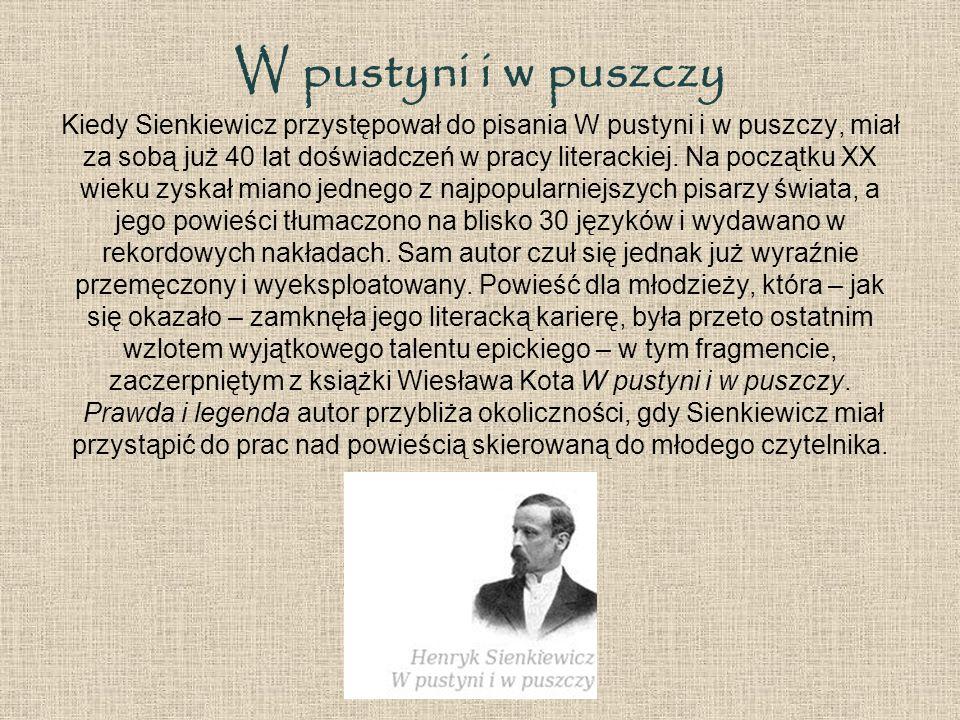 Henryk Adam Aleksander Pius Sienkiewicz herbu Oszyk, (ur. 5 maja 1846 w Woli Okrzejskiej, zm. 15 listopada 1916 w Vevey) – polski nowelista, powieścio