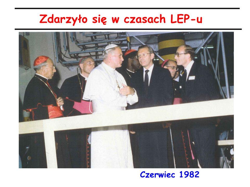 Zdarzyło się w czasach LEP-u Czerwiec 1982