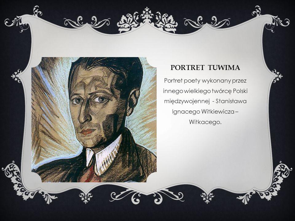 ŁÓDŹ – MIASTO RODZINNE Julian Tuwim urodził się 13 września 1894 roku w Łodzi.