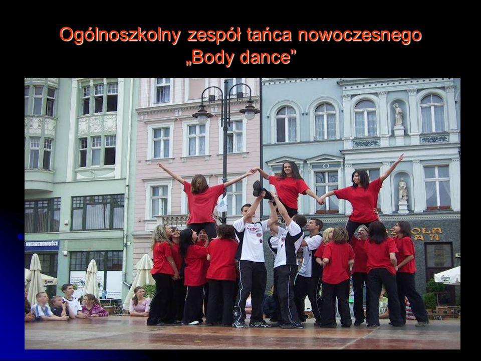Ogólnoszkolny zespół tańca nowoczesnego Body dance