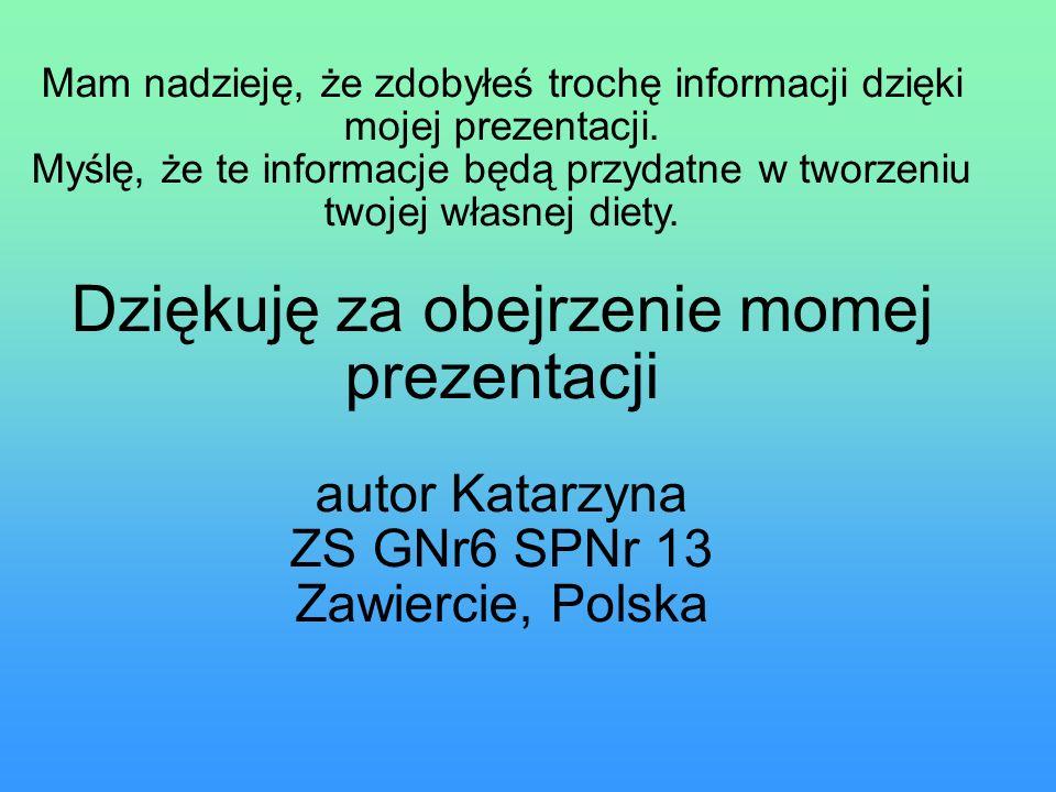 Mam nadzieję, że zdobyłeś trochę informacji dzięki mojej prezentacji.