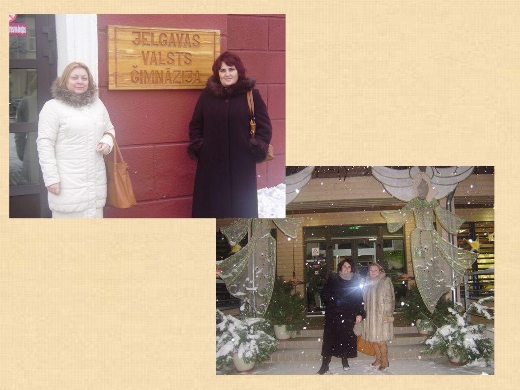 Uczestnicy wyjazdu zwiedzili Rygę.