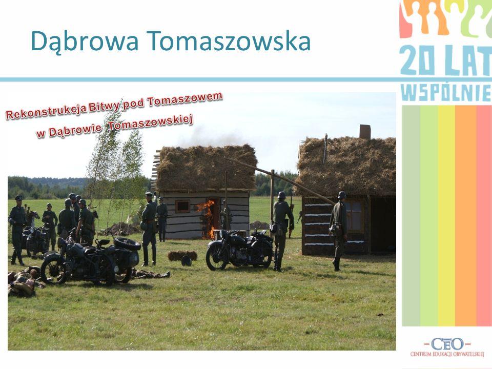 Dąbrowa Tomaszowska- gmina Tomaszów Lubelski, powiat Tomaszów Lubelski. Wieś położona w północnej części gminy w obrębie Roztocza. Miejscowość o bardz