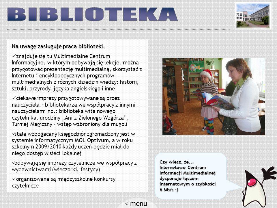 Podsumowując, umożliwiamy: zdobywanie rzetelnej wiedzy udział w zajęciach wyrównawczych i pomoc w uzupełnianiu wiedzy (konsultacje) rozwijanie pasji na kołach zainteresowań i przedmiotowych naukę języków obcych, nie tylko na lekcjach, ale również podczas wyjazdów zagranicznych zwiedzanie Polski i Europy podczas wycieczek edukacyjnych i wymiany młodzieży z innych miast i krajów tworzymy i kultywujemy tradycje szkoły i kraju jesteśmy dumni z tytułu Szkoła z klasą.