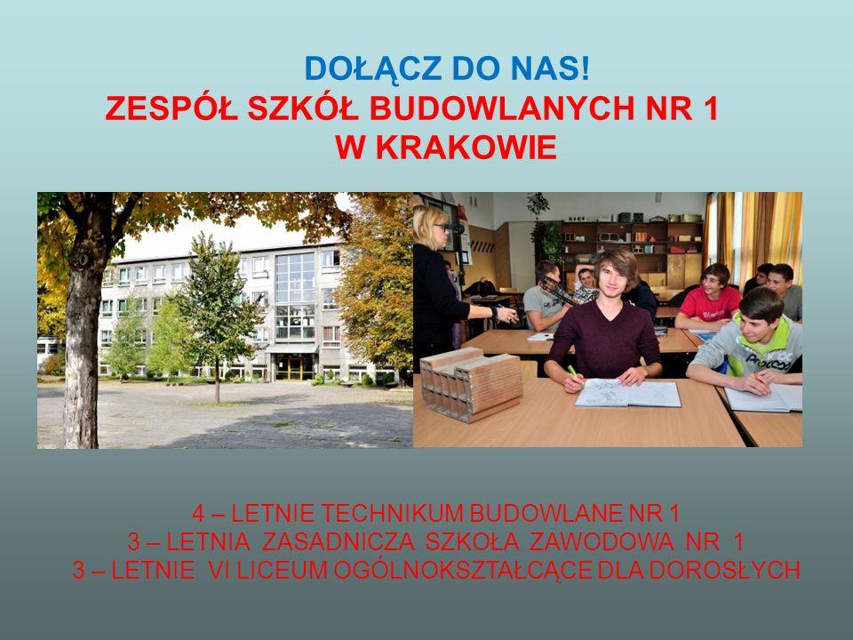 Super ważna informacja dla … … przyszłych Absolwentów Zasadniczej Szkoły Zawodowej.