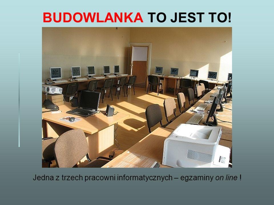 BUDOWLANKA TO JEST TO!...