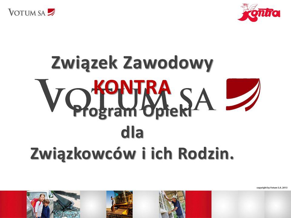 Związek Zawodowy KONTRA Program Opieki dla Związkowców i ich Rodzin.