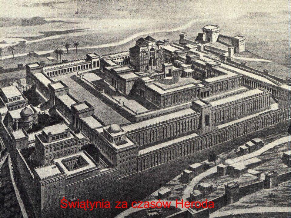 Świątynia za czasów Heroda