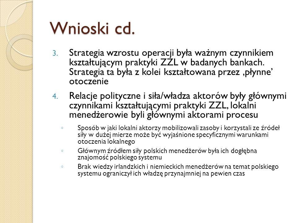 Wnioski cd.3.