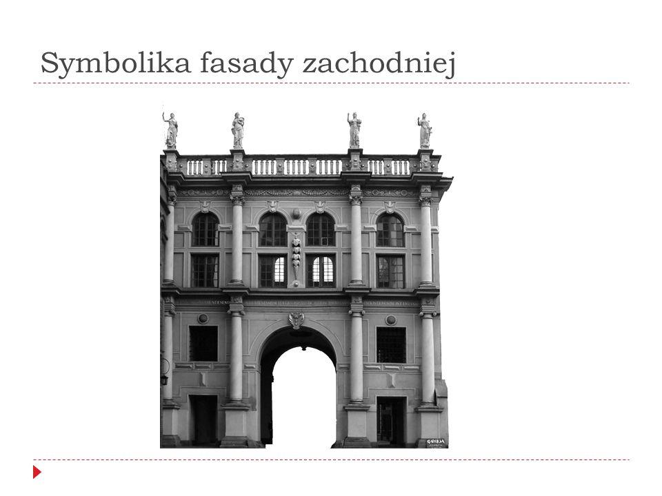 Symbolika fasady zachodniej