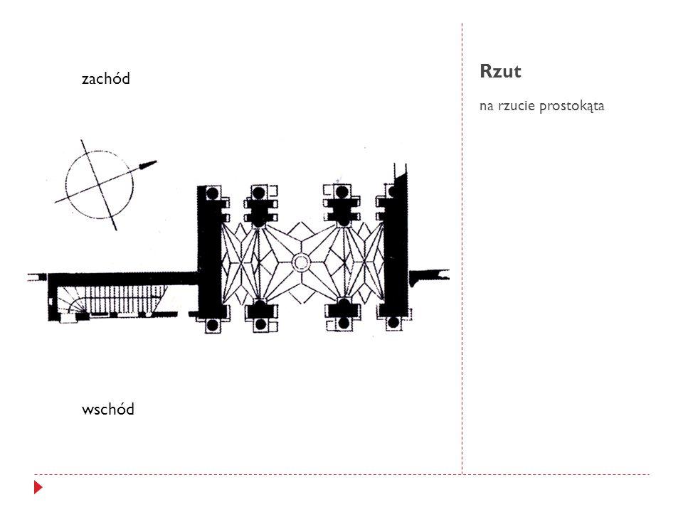 Opis szczegółowy fasady