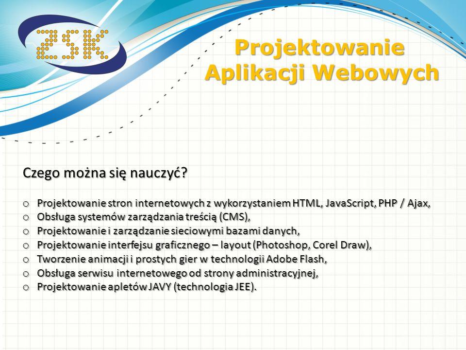 Absolwent specjalizacji Sieci Komputerowe i Urządzenia Mobilne ma posiadać niezbędną podbudowę teoretyczną oraz umiejętności praktyczne w zakresie projektowania, tworzenia i zarządzania sieciami komputerowymi.