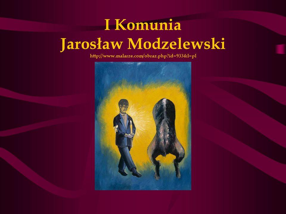 I Komunia Jarosław Modzelewski http://www.malarze.com/obraz.php?id=933&l=pl