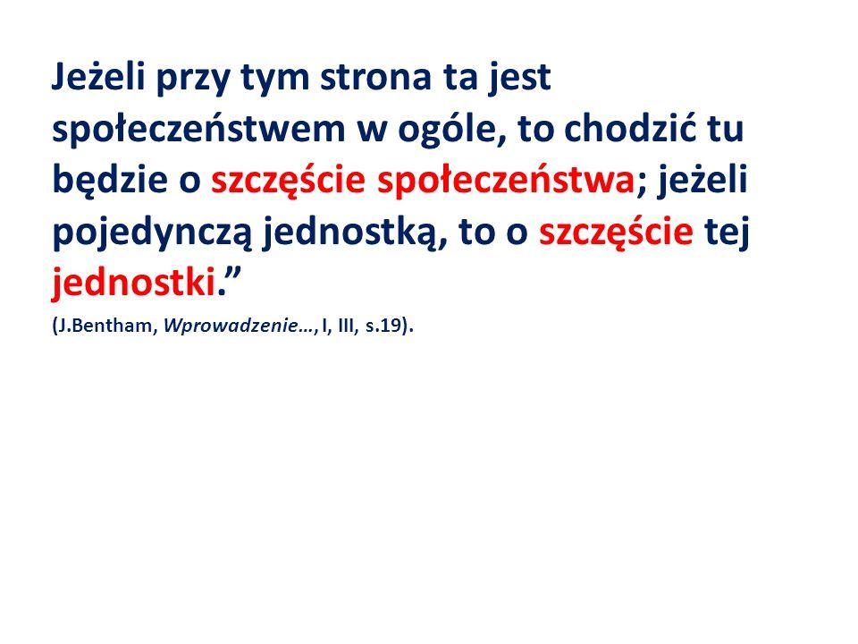 John Stuart Mill (1806-1873) Pozytywizm i utylitaryzm
