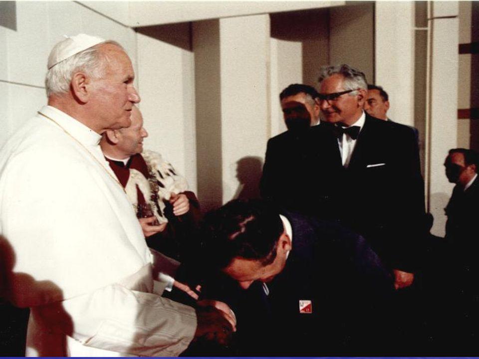 Wykładniki pontyfikatu Od 14 marca 2004 roku pontyfikat Jana Pawła II jest uznawany za najdłuższy, po pontyfikacie Świętego Piotra oraz bł. Piusa IX.