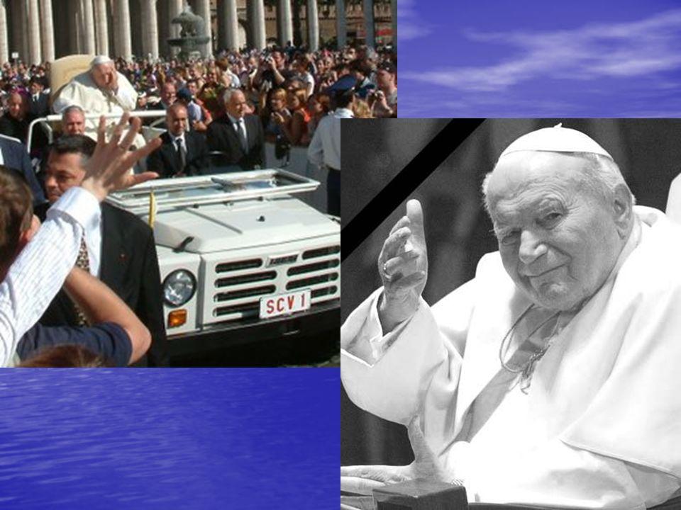 PodróżePodróże Charakterystycznym elementem pontyfikatu Jana Pawła II były liczne podróże zagraniczne. Odbył ich 104, odwiedzając wszystkie zamieszkan