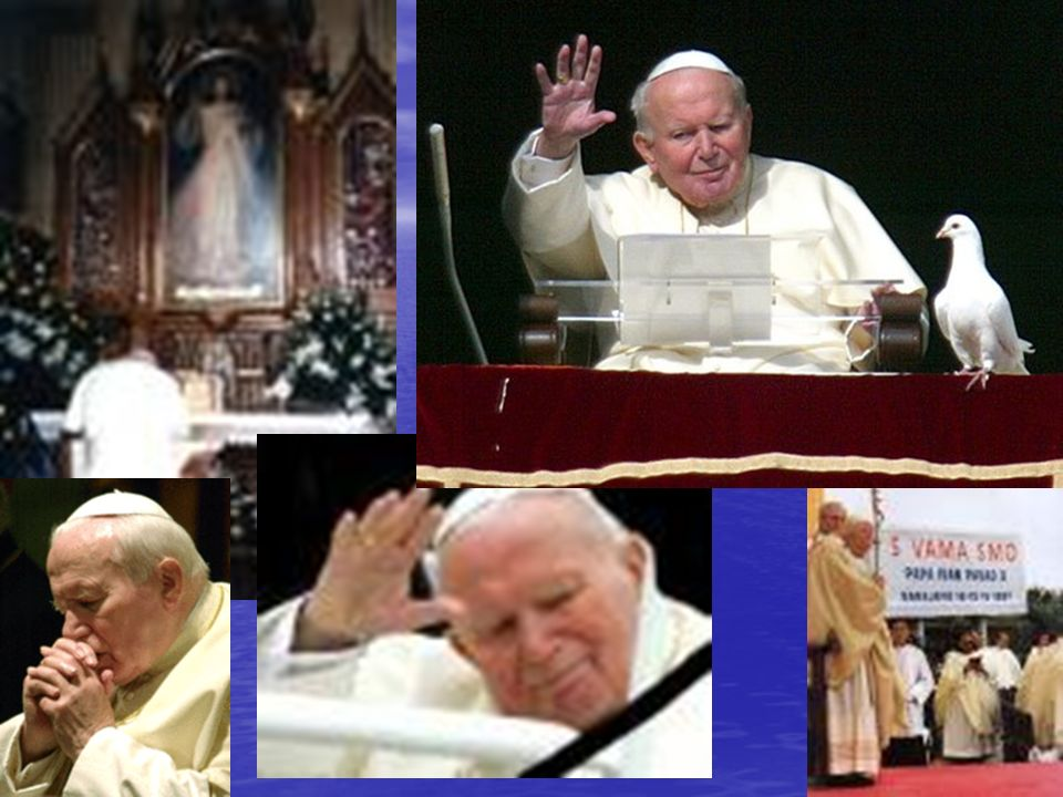 Papież – Polak Jan Paweł II był pierwszym papieżem z Polski, jak również pierwszym po 455 latach biskupem Rzymu, nie będącym Włochem.