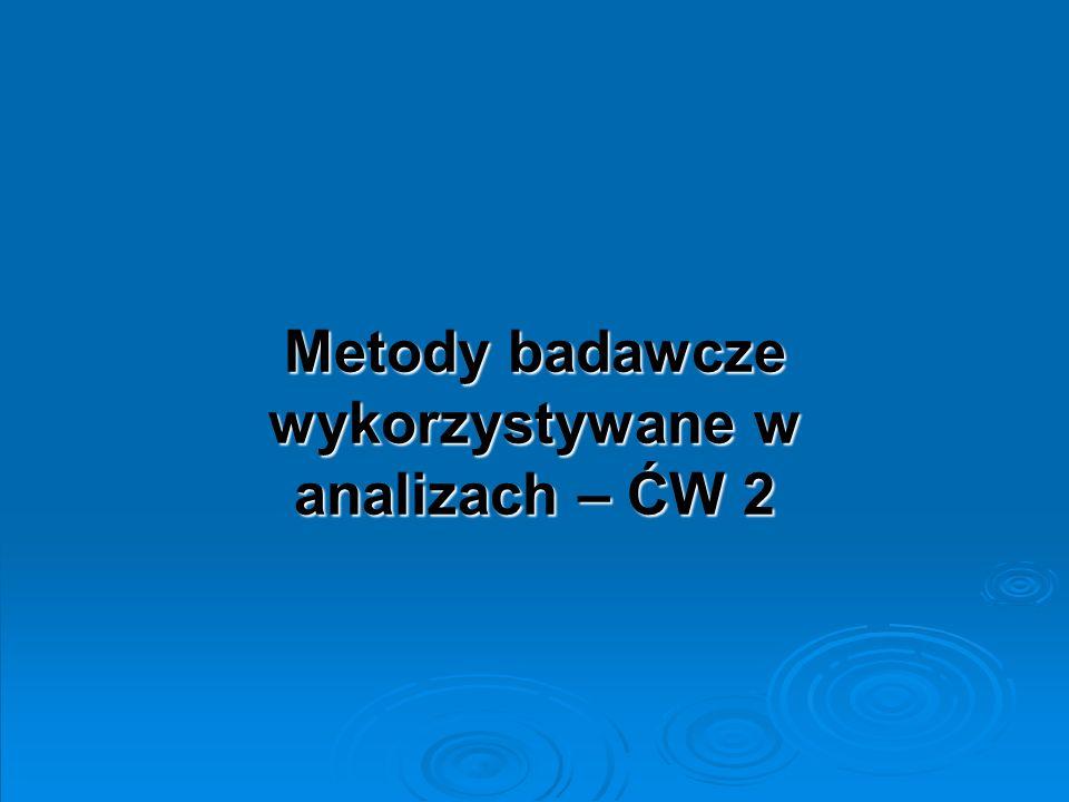1.Obliczenie wpływu zmiany czynnika a Z a = (a 1 – a 0 ) * b 0 * c 0 2.