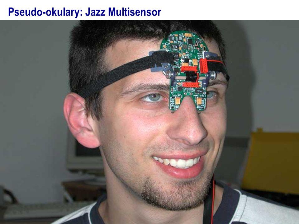 Informatyka jako dziedzina wiedzy Pseudo-okulary: Jazz Multisensor