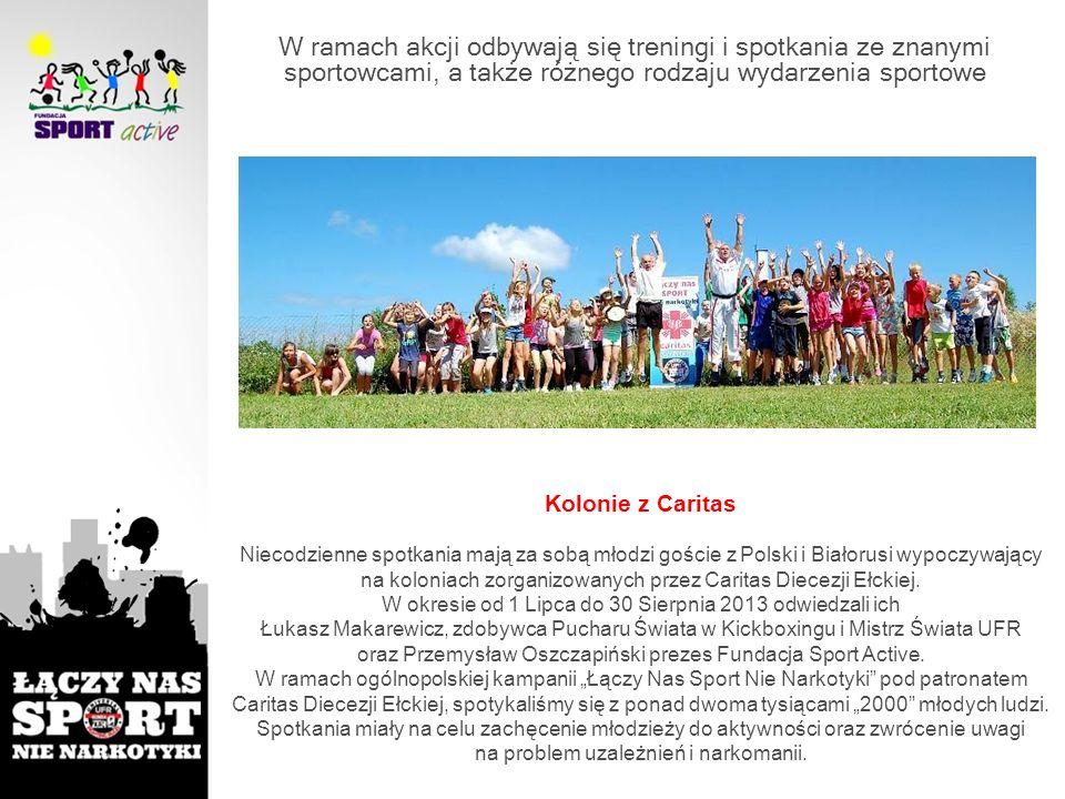 Kolonie z Caritas Niecodzienne spotkania mają za sobą młodzi goście z Polski i Białorusi wypoczywający na koloniach zorganizowanych przez Caritas Diec