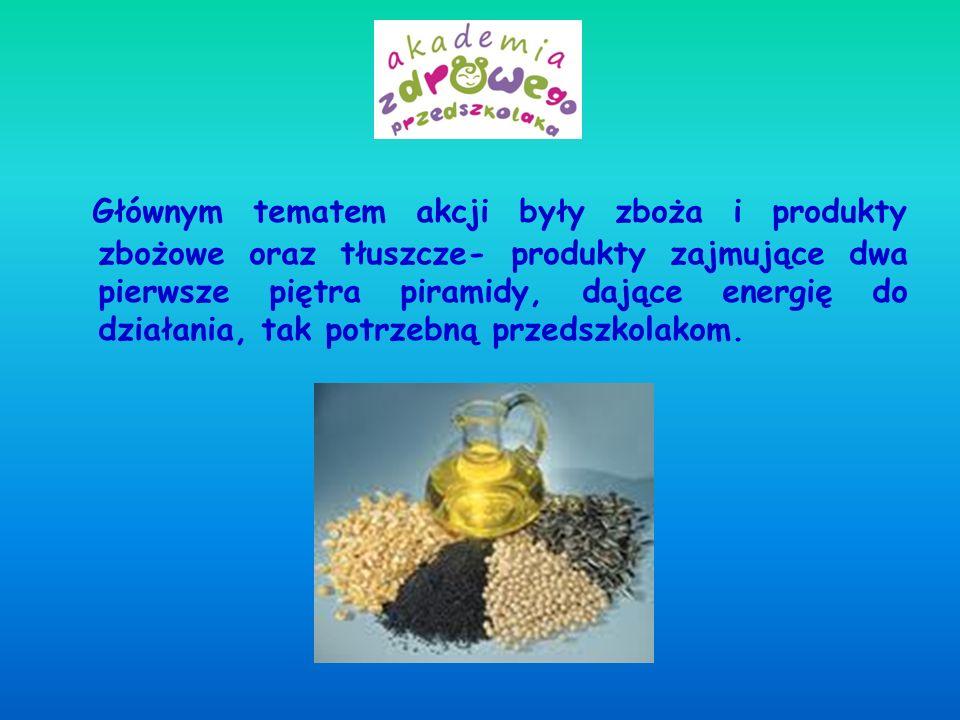 Po zapoznaniu się z rodzajami kasz, ryżu i roślinami strączkowymi wykonaliśmy kolorowe grzechotki