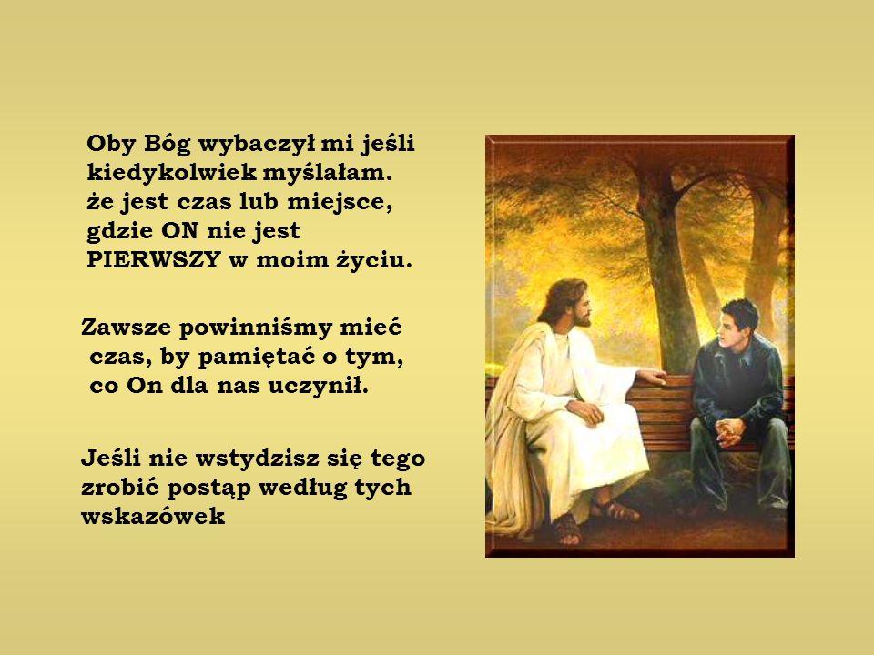 I wtedy pastor opowiedział tą historię: Pewnego dnia Szatan i Jezus mieli rozmowę.