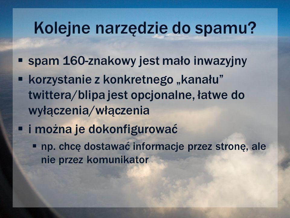 Kolejne narzędzie do spamu.