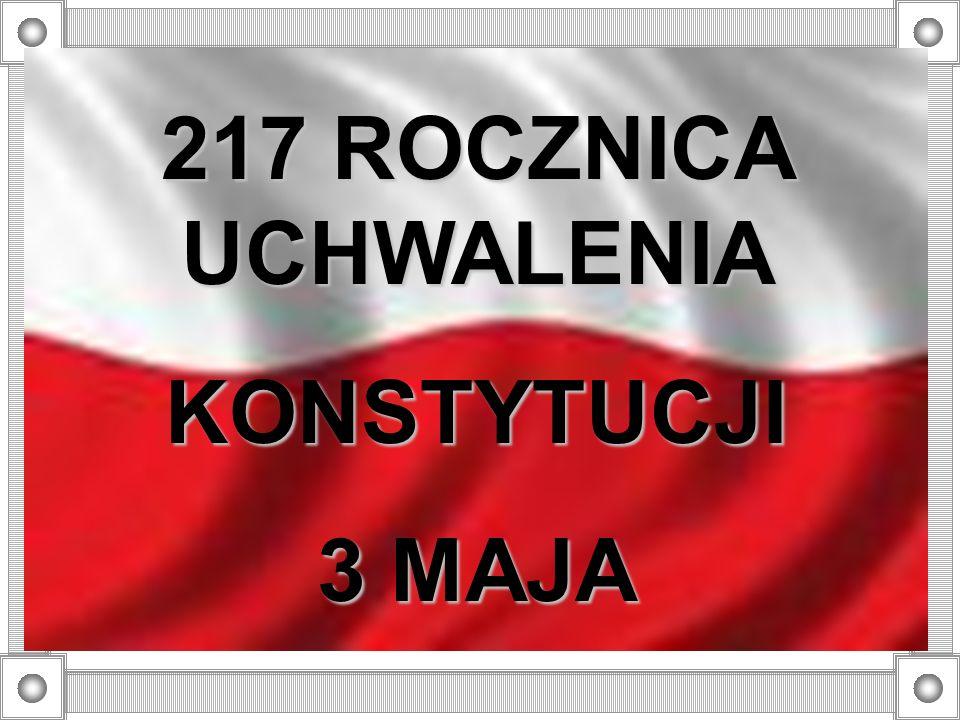 Zgoda Sejmu to sprawiła … Zgoda Sejmu to sprawiła, Że nam wolność przywróciła.