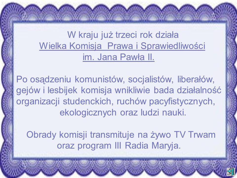 Prezydent - będący w konflikcie z bratem Jarosławem - udzieli poparcia w wyborach prezydenckich urzędującemu premierowi Andrzejowi Lepperowi, popieran