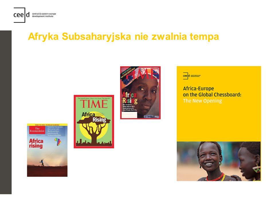 Polskie Centrum Studiów Afrykanistycznych CEED Institute Dziękujemy za uwagę Autorzy: dr Dominik Kopiński dr Andrzej Polus mgr Wojciech Tycholiz