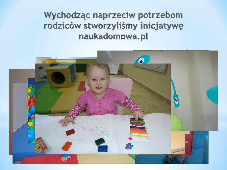 Wychodząc naprzeciw potrzebom rodziców stworzyliśmy inicjatywę naukadomowa.pl