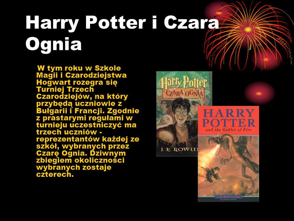 Harry Potter i Zakon Feniksa Harry Potter znów spędza nudne, przykre wakacje w domu Dursleyów.